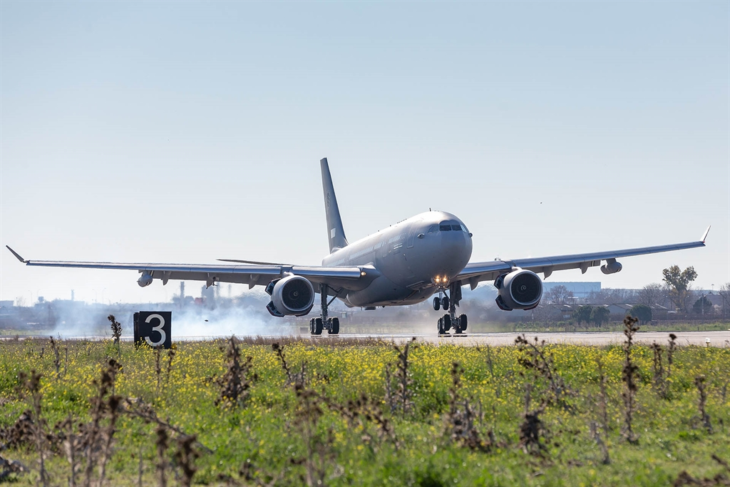NATO Tanker Pool to Receive First Two Airbus A-330 MRTT in June