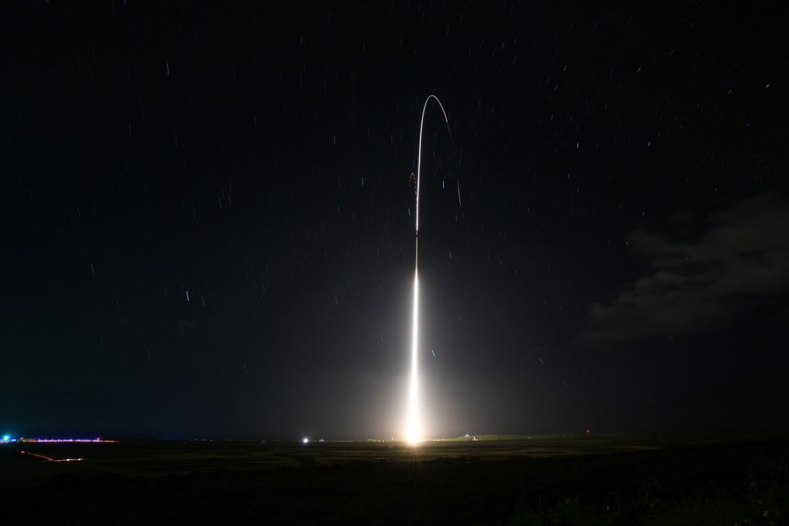 The Missile Defense Agency (MDA) and U.S. Navy sailors manning the Aegis Ashore Missile Defense Test Complex (AAMDTC) at the Pacific Missile Range Facility (PMRF) at Kauai, Hawaii, successfully conducted Flight Test Integrated-03 (FTI-03). (Photo by Ryan Keith/Missile Defense Agency)