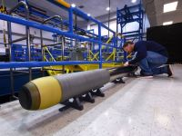 Northrop Grumman Builds Very Lightweight Torpedo (VLWT) for US Navy