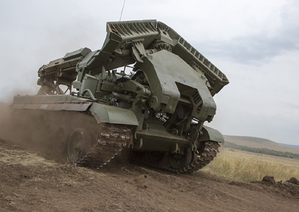 Russia Developing New UBIM Combat Engineer Equipment