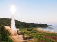 South Korea Tests New Hyunmoo-4 Ballistic Missile