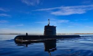 Swedish Navy Receives Modified Submarine HSwMS Gotland