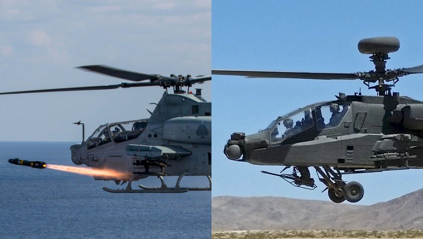 US Approves Viper and Apache Attack Helicopters Options for Philippines