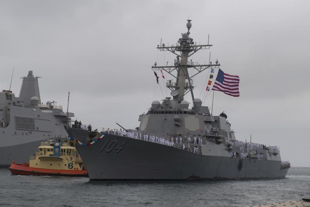 USS Sterett (DDG 104)