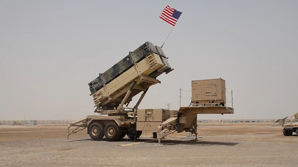 Air Defense Artillery Branch Patriot Missile System