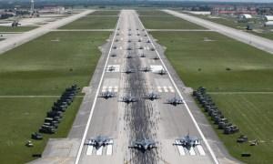 Aviano Air Base Elephant Walk