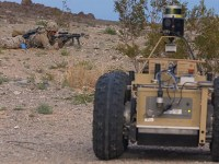 BAE Systems to Provide Autonomy Capabilities for DARPA's Squad X Program
