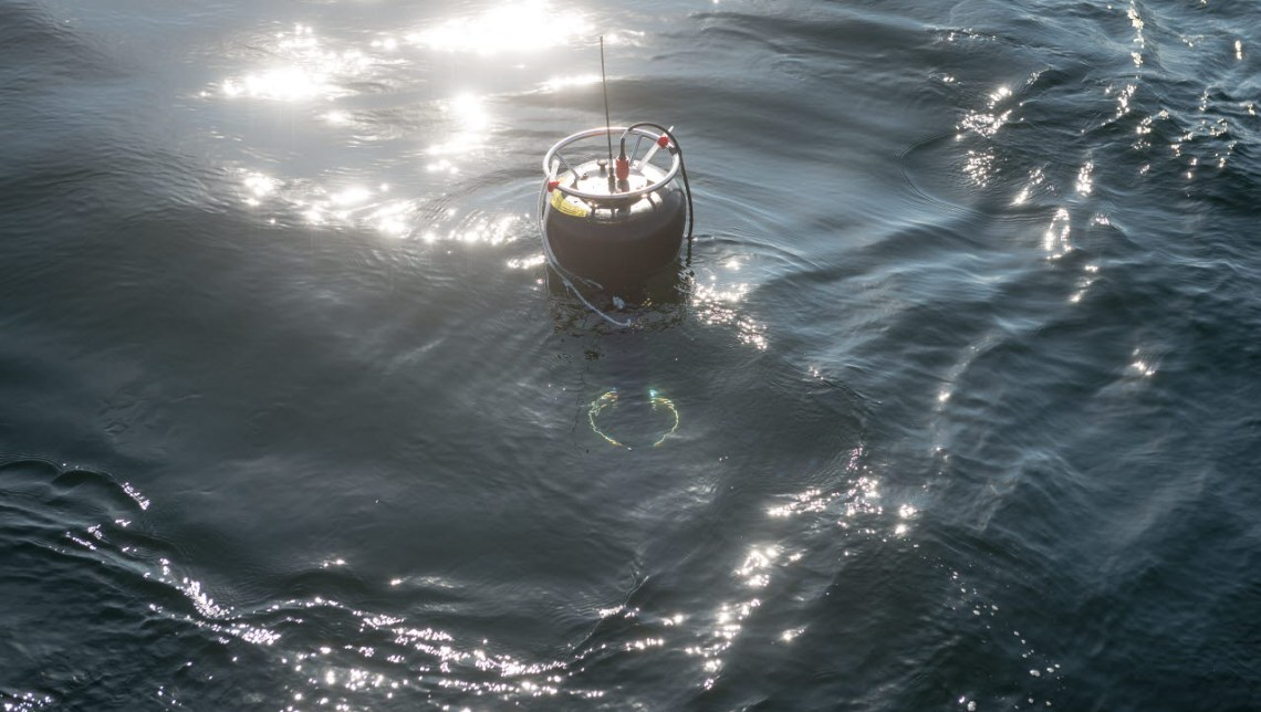 Swedish Navy Sonobuoy