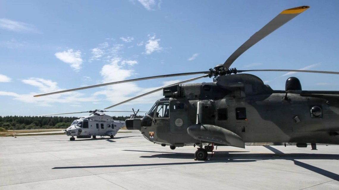 In total, 18 Sea Lions as the successor to the Sea King have been ordered for the German Navy.