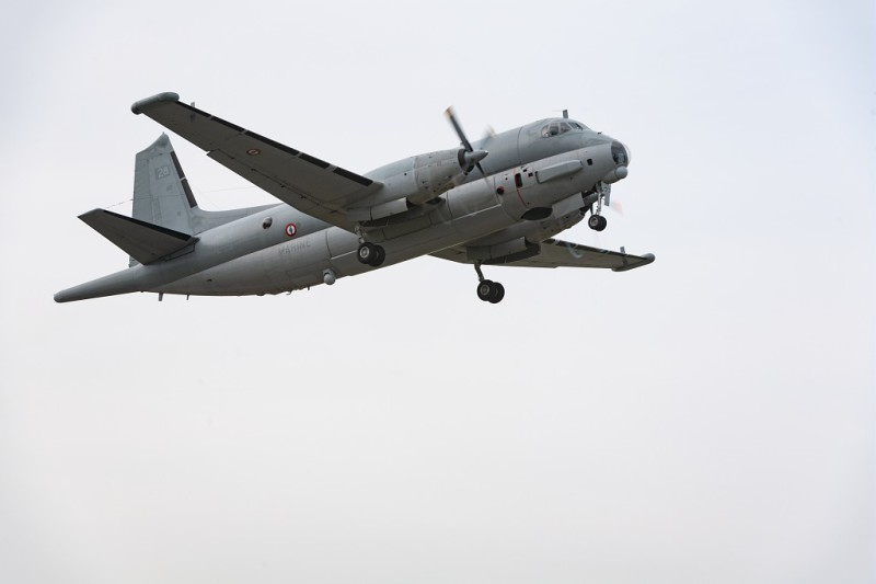 French Navy Atlantic 2 Standard 6 Maritime Patrol Aircraft.