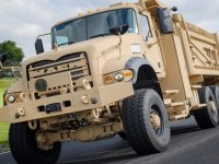 Hutchinson Industries Provides Survivability Solutions to Mack Defense M917A3 Heavy Dump Trucks (HDT)
