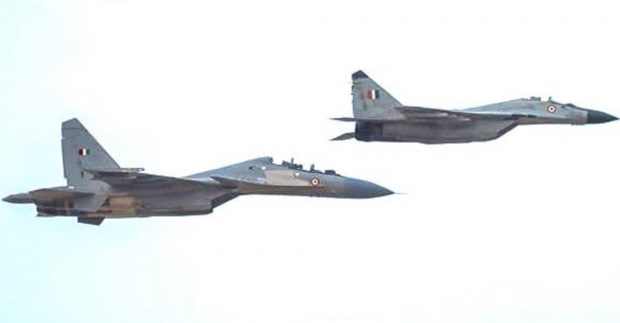 Indian Air Force to Urgently Procure More MiG 29 and Su-30 Amid Border Tension with China