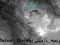 Iraqi Security Forces Demolish Daesh Hideouts