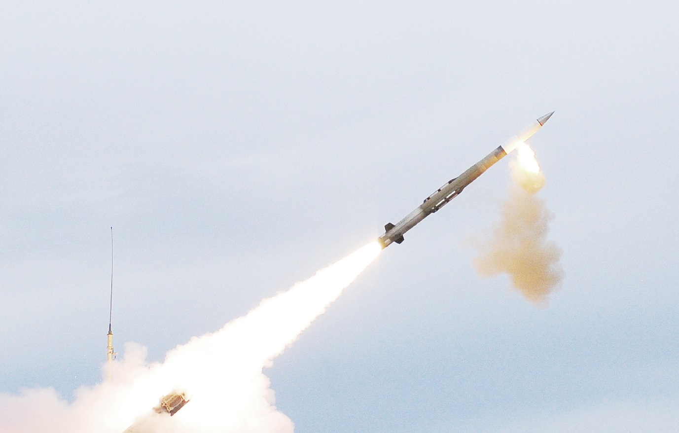 Lockheed Martin PAC-3 MSE Defeats Tactical Ballistic Missile Target