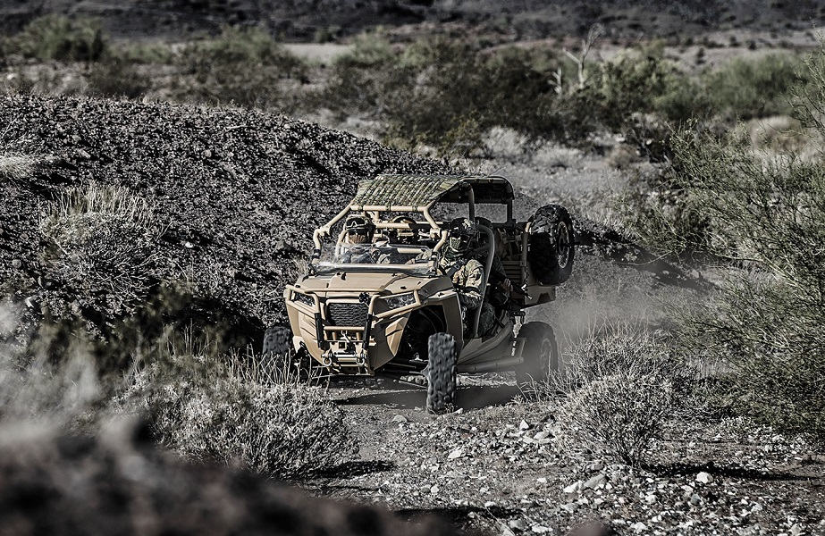 Polaris Wins $109 Million for US Special Operations Light Tactical All-Terrain Vehicle (LTATV)