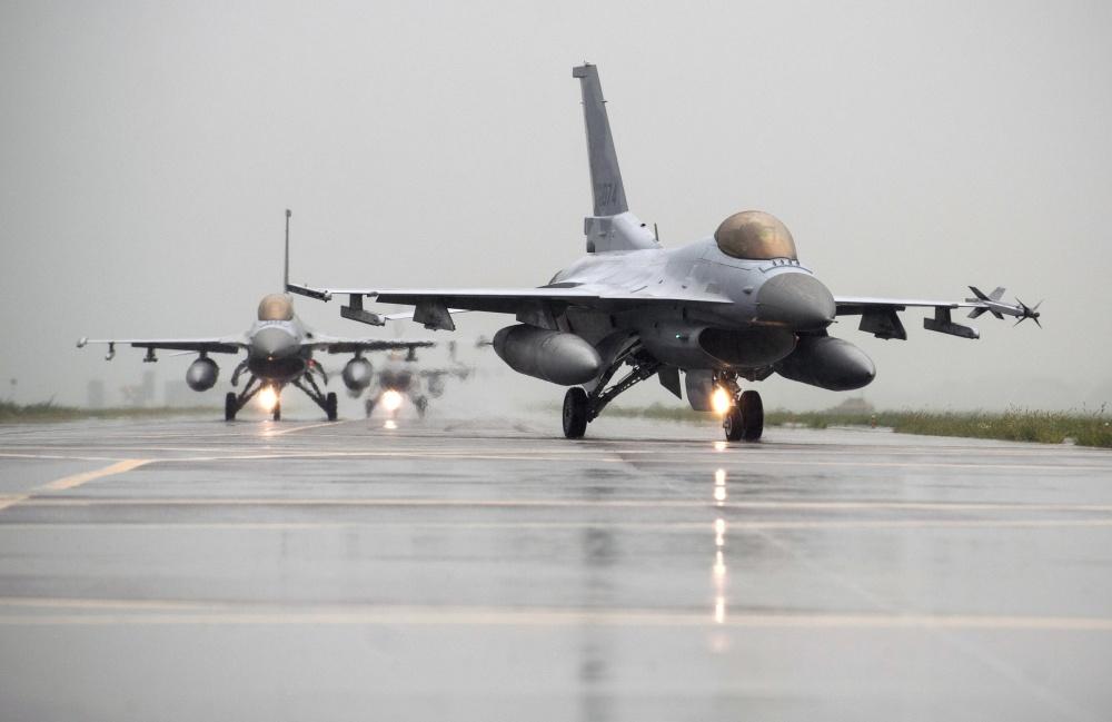 Republic of Korea Air Force KF-16 Multi-Role Fighter