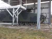 Rheinmetall 30mm Lance Turret Live-Fire Test