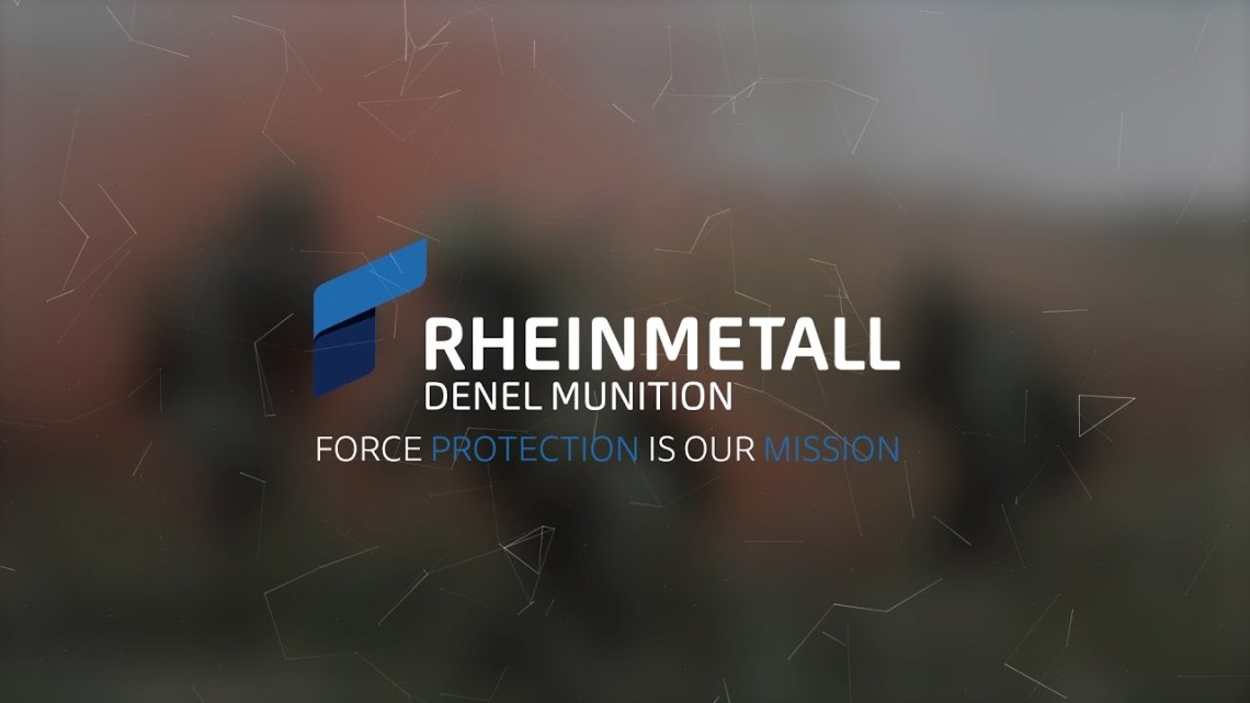 Rheinmetall Denel Munition Wins Industrial Plant Engineering Contract