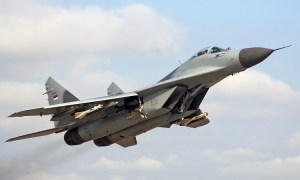Russia Delivers Second Batch of MiG-29s to Syria