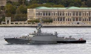 Russia's Black Sea Fleet to Receive Graivoron Buyan-M Guided-Missile Corvette