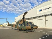 Subaru Corporation Awarded $131 Million Contract for JGSDF UH-X Helicopters