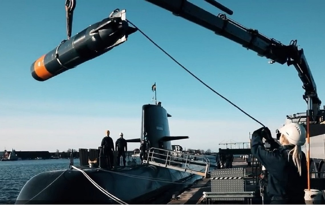 Successful First Surface Ship and Submarine Firings of Saab ...