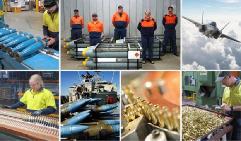 Thales Wins $ 687 Million Australian Ammunition Contract