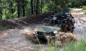 GM Defense Infantry Squad Vehicle