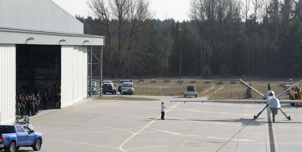 US Deploys MQ-9 Reaper Drones to Estonia from Polish Base