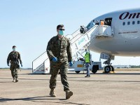 US Marines Arrive in Darwin, Begin 14-Day Quarantine