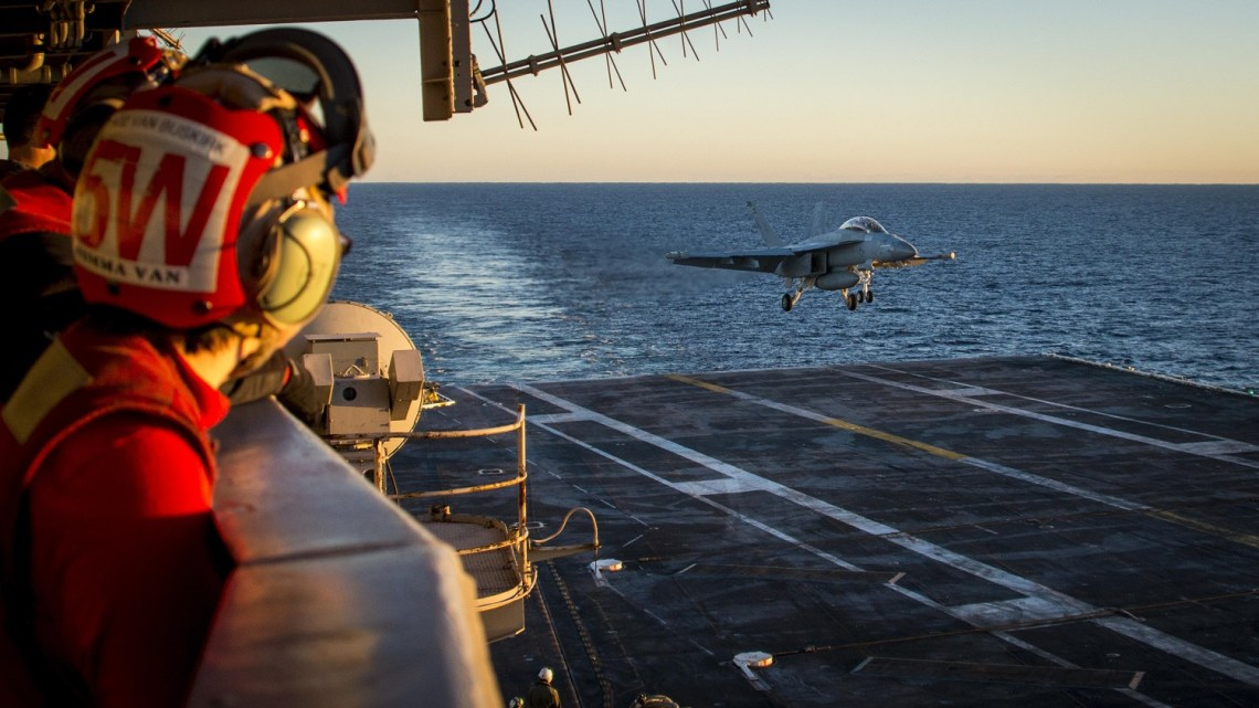 US Navy Receives First Production JPALS Precision Landing System