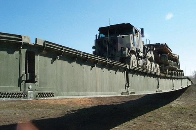 WFEL Dry Support Bridge System (DBS)
