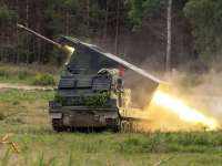 German Army MARS II Multiple Launch Rocket System