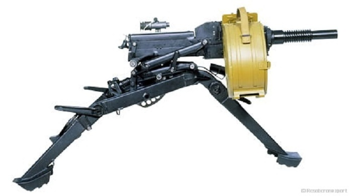 AGS-17 30mm Automatic Grenade Launcher (AGL)