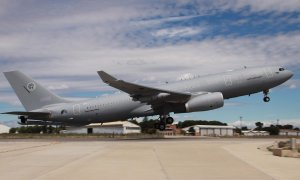 Airbus Delivers First A330 MRTT to NATO Multinational Multi Role Tanker Transport Fleet