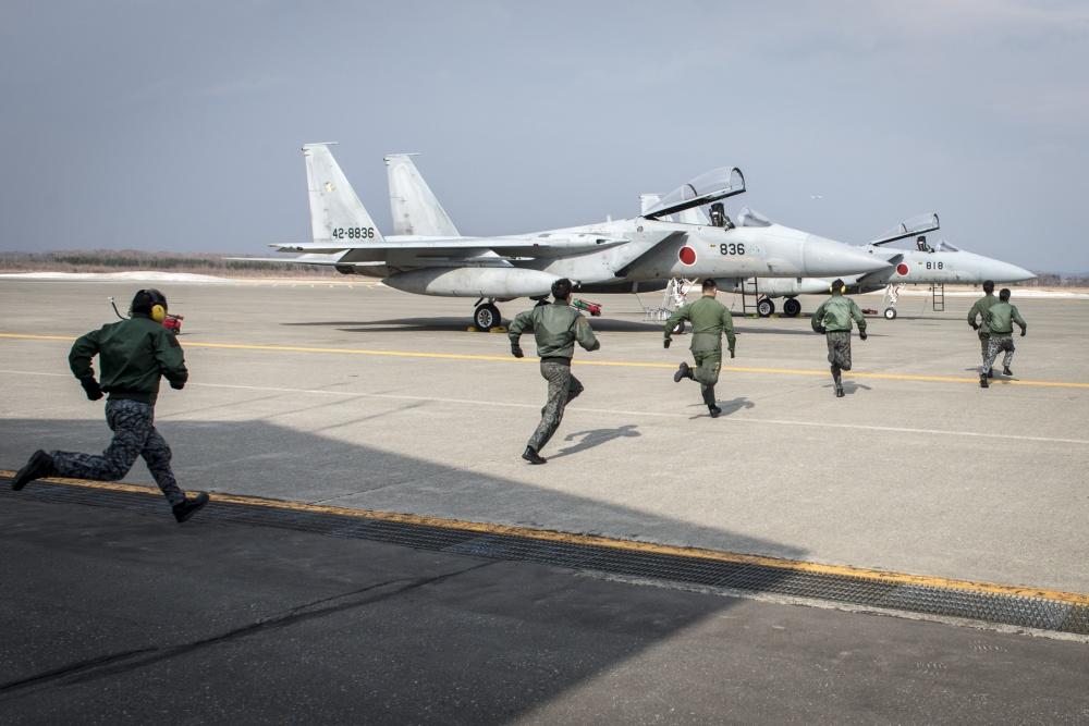 Japan Air Self-Defense Force (JASDF) F-15J