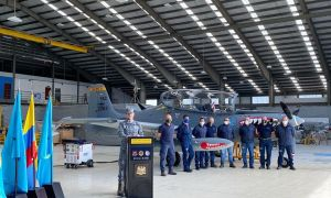 CIAC Completes Colombian Air Force Embraer EMB 312 Tucano Modernisation