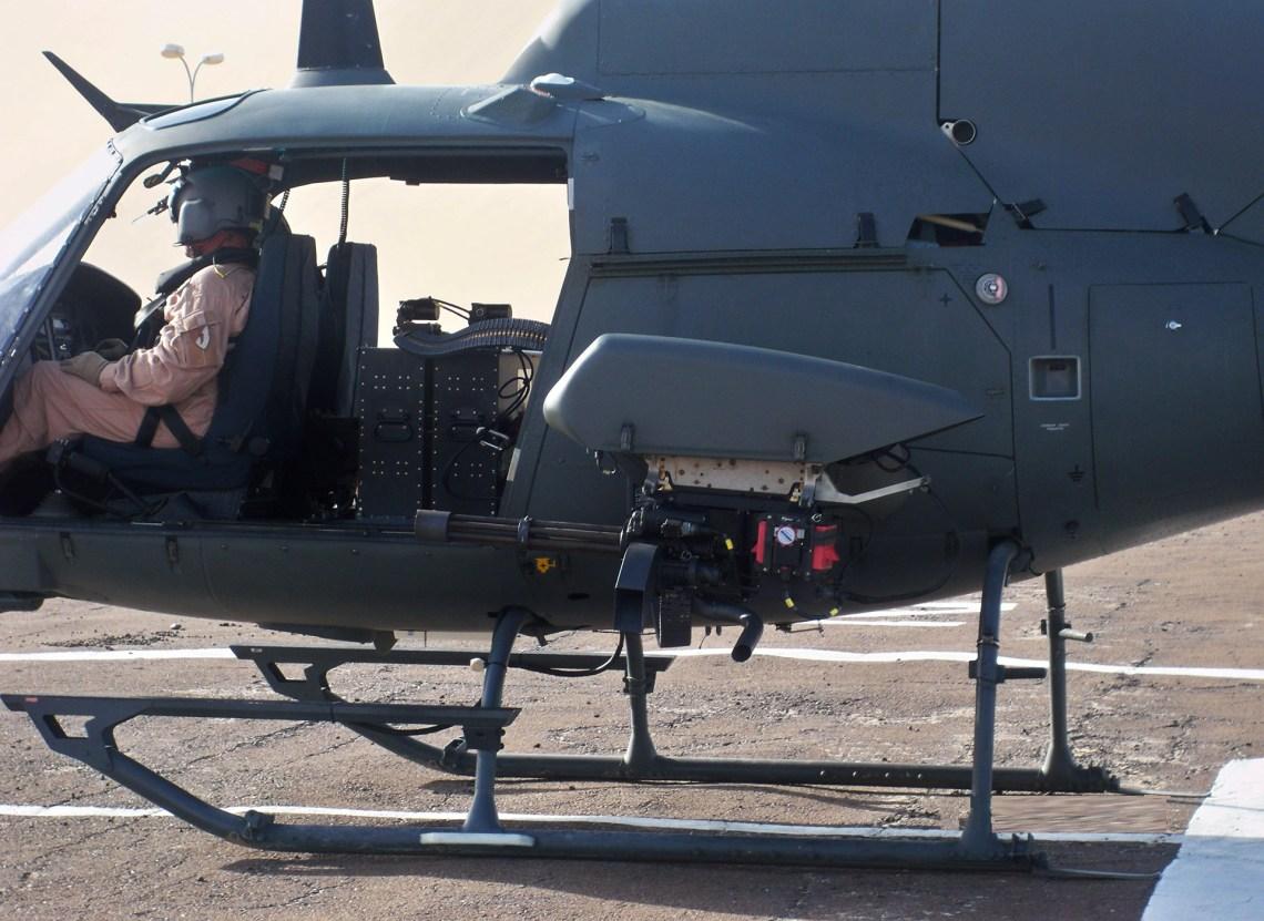Dillon Aero Weapons System