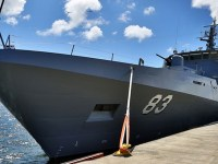 Fassmer's OPV 80 Offshore Patrol Vessels