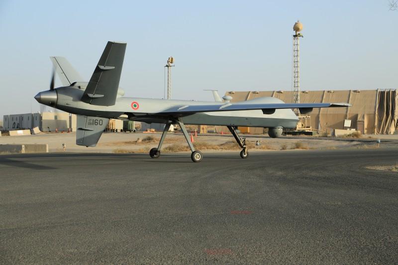 Italian Air Force General Atomics MQ-1 Predator