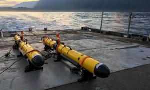L3Harris Technologies Unveils New Iver4 580 Unmanned Undersea Vehicle