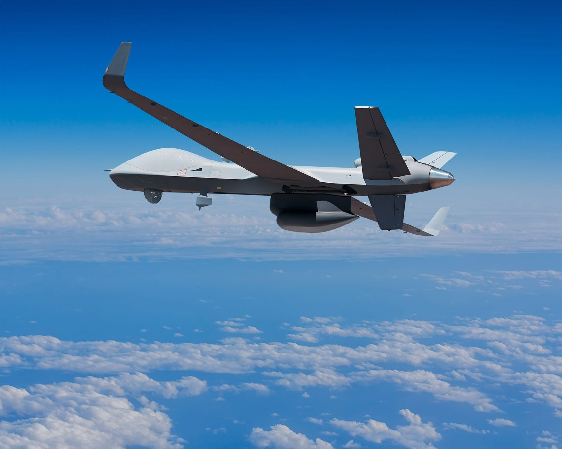 General Atomics Aeronautical Systems, Inc MQ-9B SeaGuardian