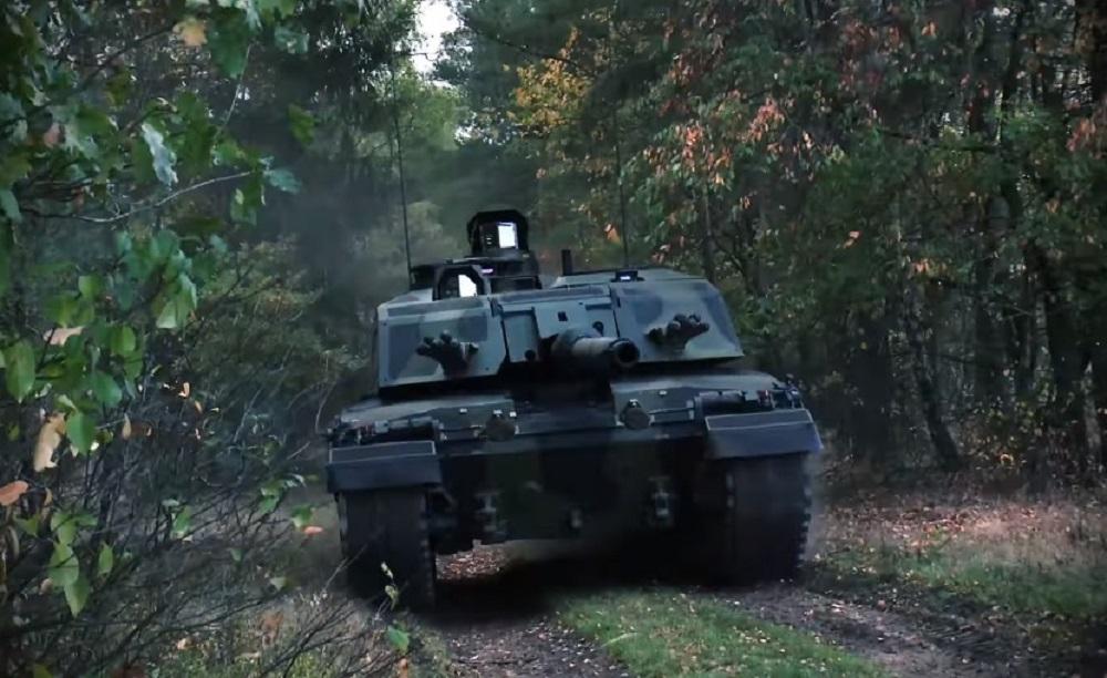 Rheinmetall MBT Challenger 2 Advanced Technologies