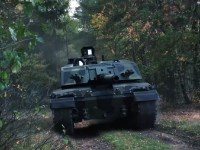 Rheinmetall MBT Challenger 2 Advanced Technologies