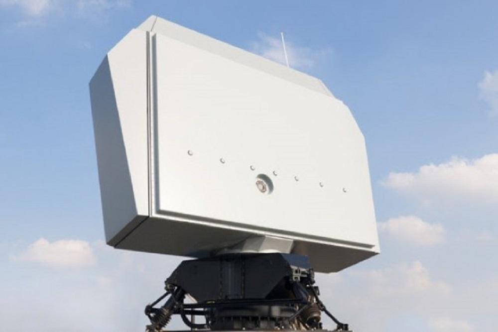 Thales NS100  dual-axis multi-beam sensor