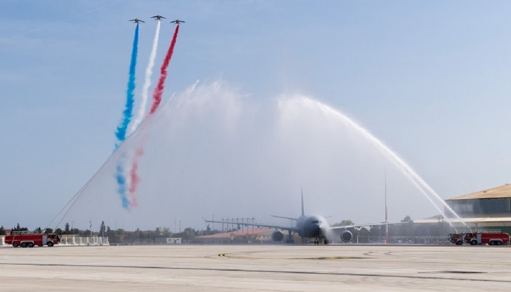 Third Airbus A330 Phoenix Multi Role Tanker Transport Delivered to French Air Force
