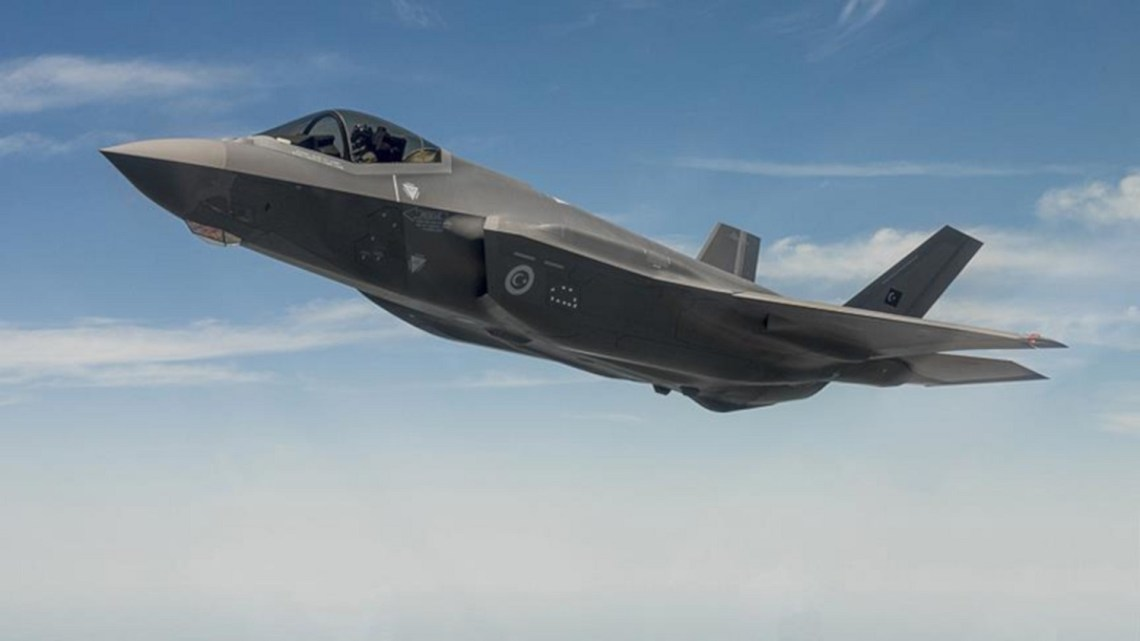 US Air Force to Receive Turkish F-35s Under Latest $862 Million Contract Award