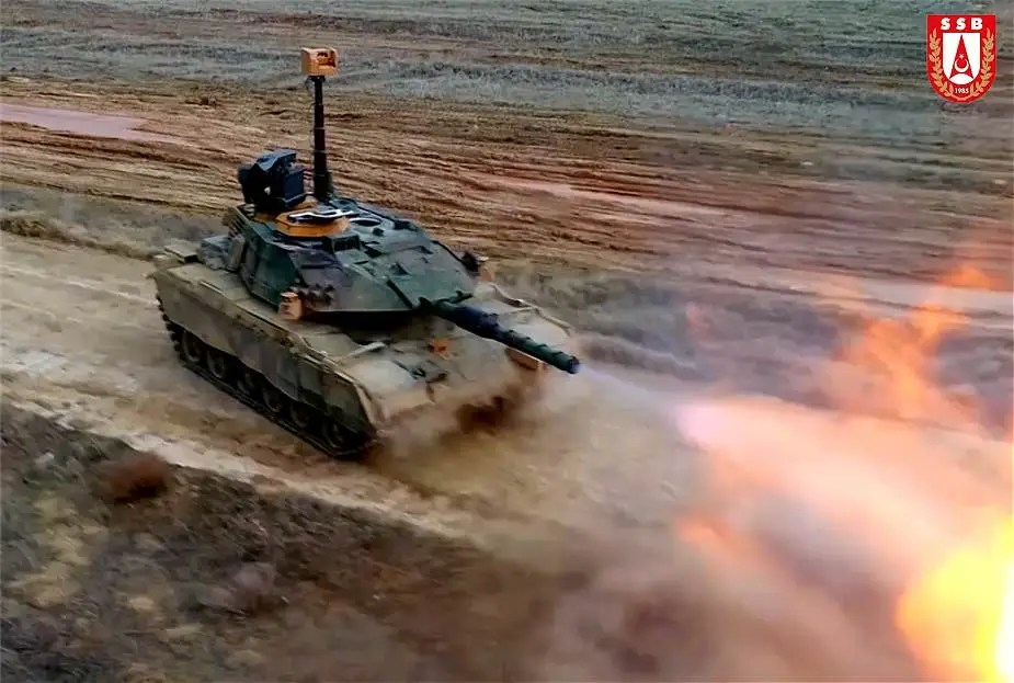 Turkish Army Receives Modernized M60TM Main Battle Tanks