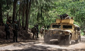US Army and Royal Thai Army to Begin Lightning Forge 20 Exercise in Hawaii