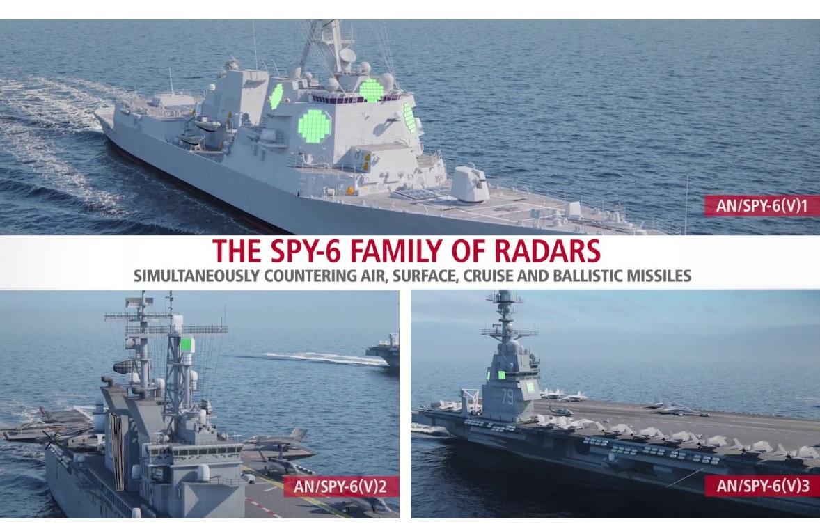 US Navy Exercises $126 Million Option on Raytheon Technologies Air Surveillance Radar Contract
